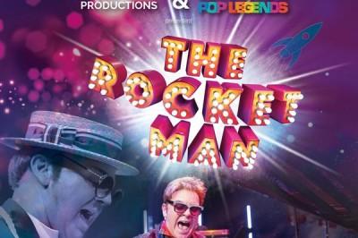 Pop Legends : The Rocket Man à Paris 8ème