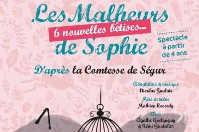 Les Malheurs De Sophie à Paris 4ème