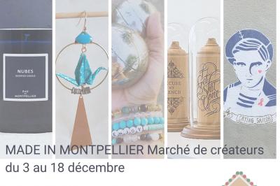 Made In Montpellier Marché De Créateurs