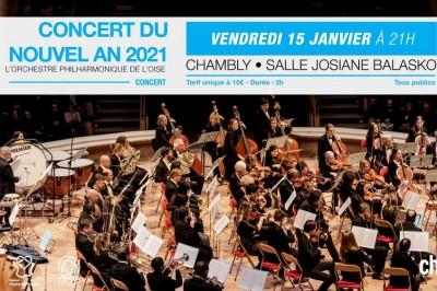 Concert du Nouvel An à Chambly