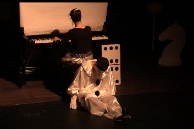Le Piano de Pierrot à Cergy