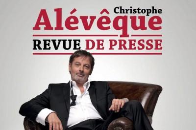Christophe Aleveque à Nantes