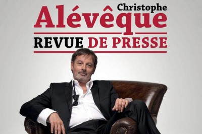 Christophe Aleveque - report à Nancy