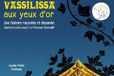 Vassilissa Aux Yeux D Or à Grenoble