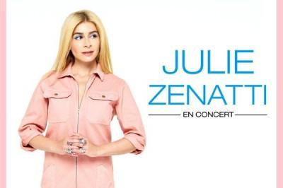 Julie Zenatti - report à Marseille