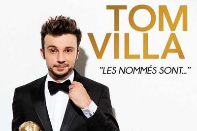 Tom Villa - report à Marseille