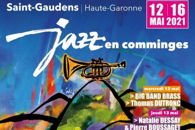 Festival Jazz en Comminges 2021
