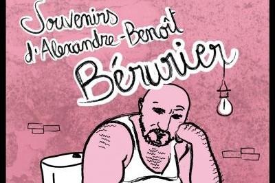 Souvenirs D'alexandre-benoît Bérurier à Paris 4ème