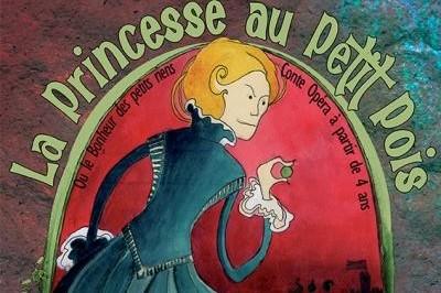 La Princesse Au Petit Pois à Paris 4ème