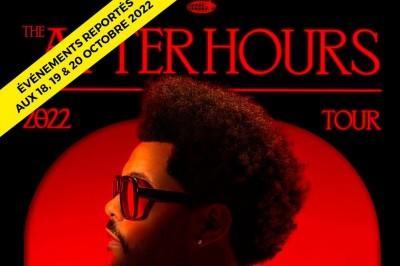 The Weeknd - After Hours - Report à Paris 12ème