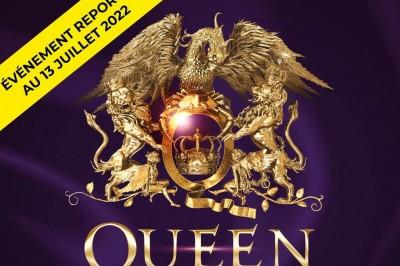 Queen et Adam Lambert - report à Paris à Paris 12ème