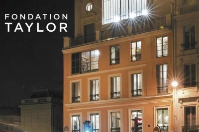 Exposition d'art contemporain à la Fondation Taylor à Paris 9ème
