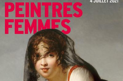 Peintres Femmes, 1780-1830 à Paris 6ème