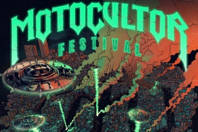 Motocultor Festival 2021- Pass 4 Jour à Saint Nolff