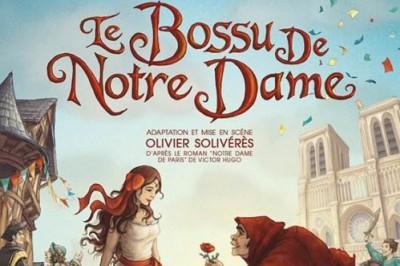 Le Bossu De Notre Dame à Paris 14ème