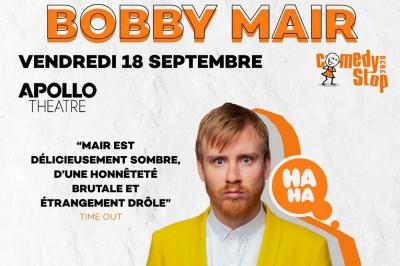 Bobby Mair à Paris 11ème
