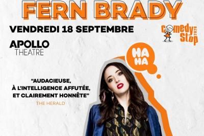 Fern Brady à Paris 11ème