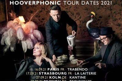 Hooverphonic à Lyon