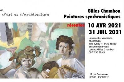 Peintures Synchronistiques Récentes à Libourne