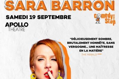 Sara Barron à Paris 11ème