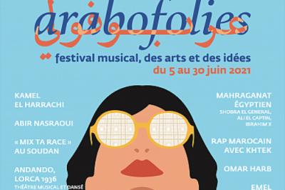 Arabofolies : festival musical, des arts et des idées 2021