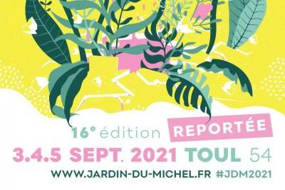 Festival Le Jardin Du Michel 2021