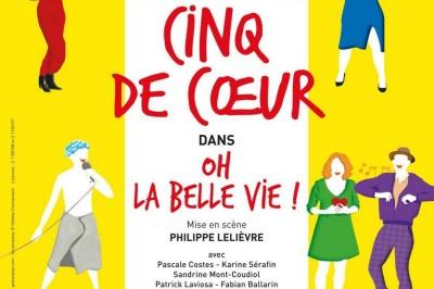 Cinq De Coeur à Paris 10ème