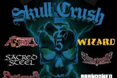 Skull Crush Fest 5 à Colmar
