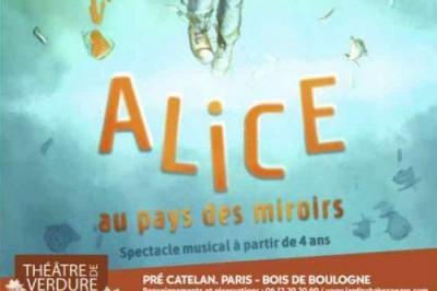 Alice Au Pays Des Miroirs à Paris 16ème