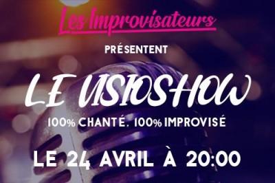 Le Visioshow des Improvisateurs à Strasbourg