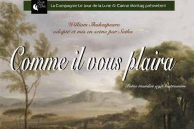 Comme Il Vous Plaira, à Paris 16ème