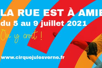 La Rue est à Amiens 2021 - Report