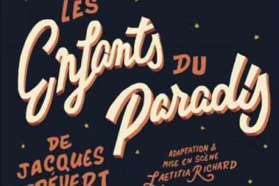 Les Enfants Du Paradis, à Paris 16ème