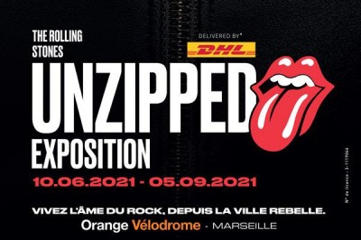 The Rolling Stones - Unzipped à Marseille