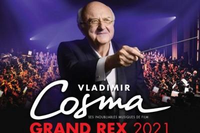 Vladimir Cosma - Report à Paris 2ème