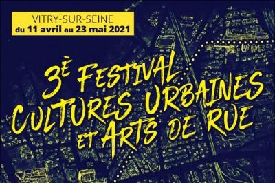 3e Festival Cultures urbaines et Arts de rue - L'Art en vitrines à Vitry sur Seine