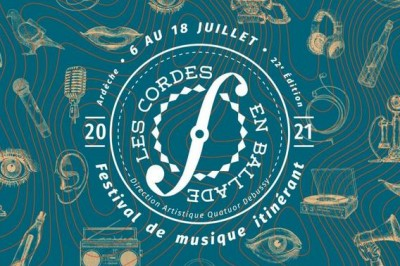 Festival Cordes en ballade 2021