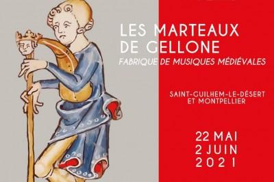 Festival Les Marteaux de Gellone - Fabrique de musiques médiévales 2021