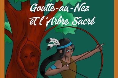 Goutte-Au-Nez Et L Arbre Sacre à Aix en Provence