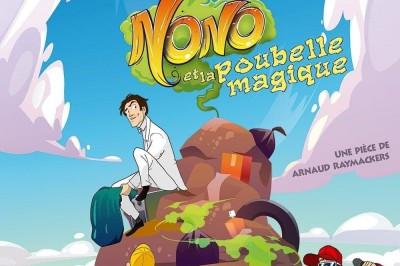 Nono Et La Poubelle Magique à Aix en Provence
