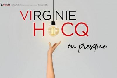 Virginie Hocq en spectacle