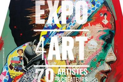 Expo4Art à Paris 4ème