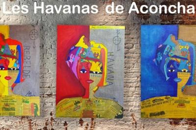 Aconcha participe au 35ème festival Bann'Art à Banne