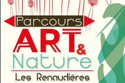 Parcours Art&Nature 2021 à Carquefou