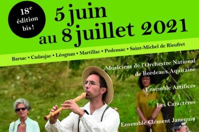 Festival de musique baroque 2021