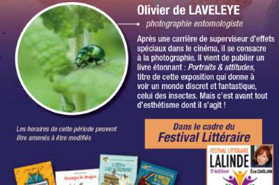 Laurent Audouin Geoffroy De Pennart Olivier de Laveleye à Lalinde