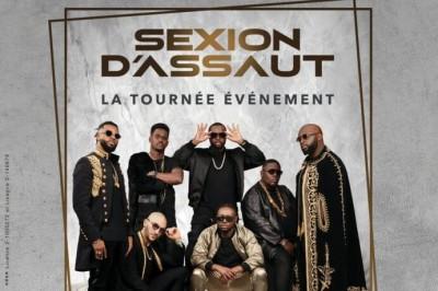 Sexion D'Assaut - Report à Nimes
