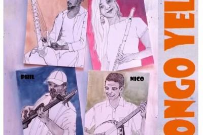 Apéro - Concert avec Kongo Yele à Orbagna
