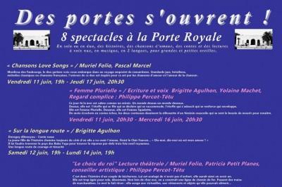 Des Portes s'Ouvrent à La Rochelle