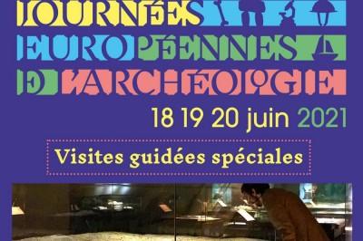 Journées de l'Archéologie : visites guidées spéciales à Paris 7ème